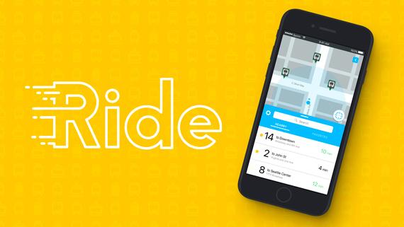 Ride Transit App